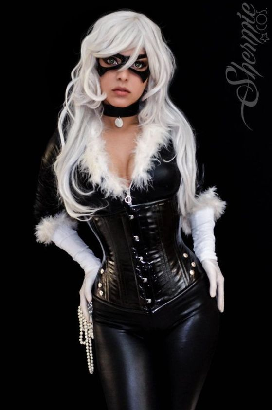 Black Cat by Shermie Cosplay 13