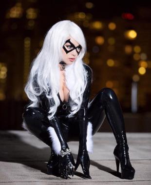 Black Cat by VampyBitMe 4