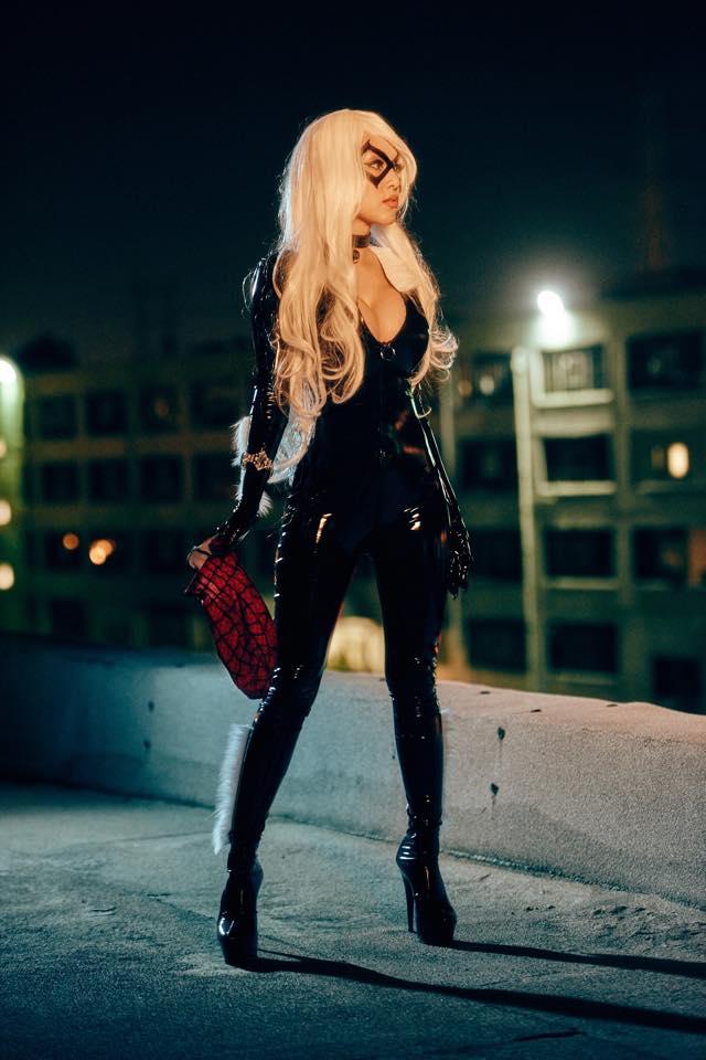 Black Cat by VampyBitMe 7