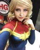 Captain Marvel by Maidofmight