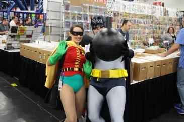 Comicpalooza 2017 - Batman | Robin