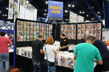 Comicpalooza 2017 - Dealers Room