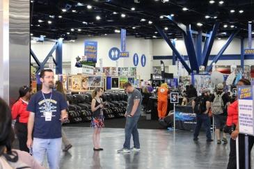 Comicpalooza 2017 - Floor