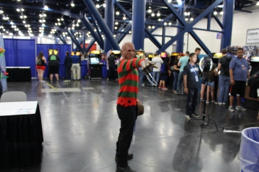 Comicpalooza 2017 - Freddy Krueger