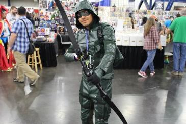 Comicpalooza 2017 - Green Arrow