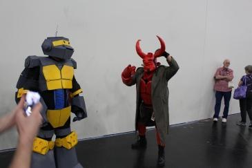 Comicpalooza 2017 - Hellboy
