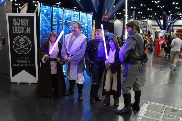 Comicpalooza 2017 - Jedi 3