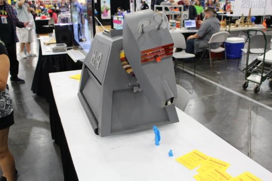 Comicpalooza 2017 - K9 Robot 2