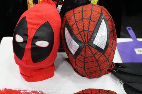 Comicpalooza 2017 - Masks 2