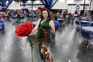 Comicpalooza 2017 - Poison Ivy