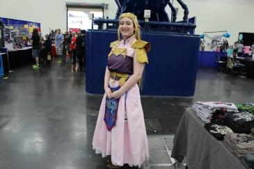Comicpalooza 2017 - Princess Zelda