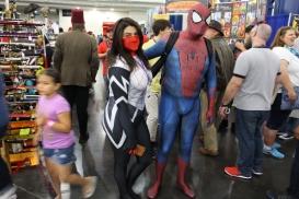 Comicpalooza 2017 - Silk | Spider-Man 1