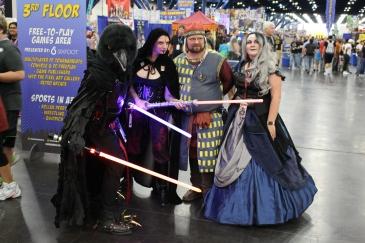 Comicpalooza 2017 - Sith 1