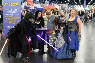 Comicpalooza 2017 - Sith 2