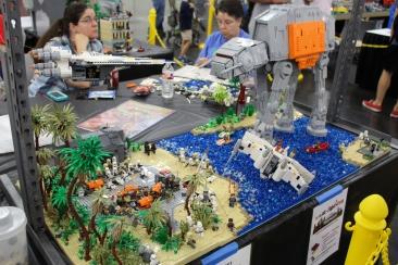 Comicpalooza 2017 - Star Wars Lego