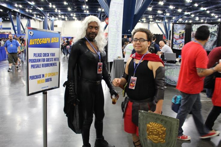 Comicpalooza 2017 - Storm | (?) 2