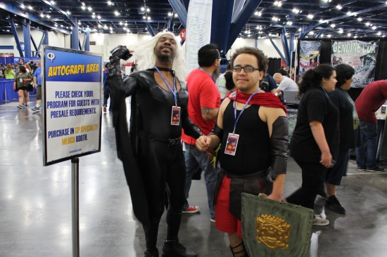 Comicpalooza 2017 - Storm | (?)