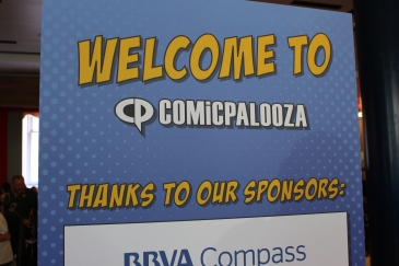 Comicpalooza 2017 - Welcome