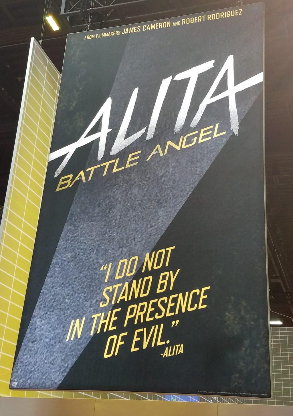 LicensingExpo2017 - Alita Poster