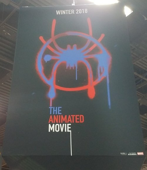 LicensingExpo2017 - Animated Spider-Man Poster