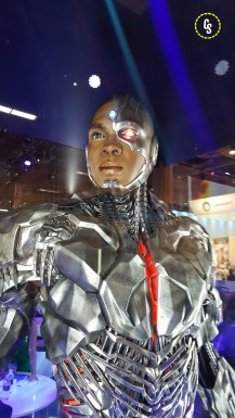 LicensingExpo2017 - Cyborg Bust