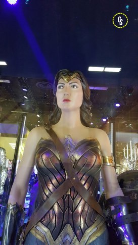 LicensingExpo2017 - Wonder Woman Bust