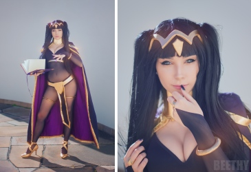 Tharja by Beke Cosplay 2