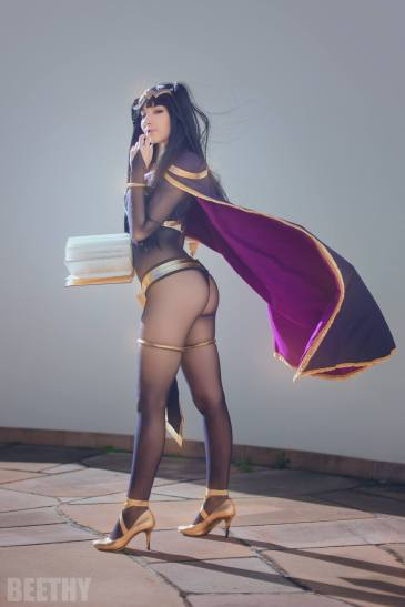 Tharja by Beke Cosplay