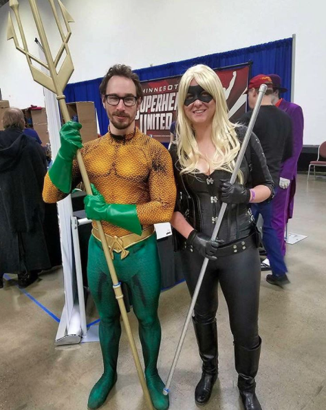Wizard World Minneapolis 2017 - Aquaman | Black Canary