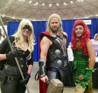 Wizard World Minneapolis 2017 - Black Canary | Thor | Poison Ivy