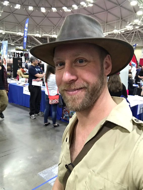 Wizard World Minneapolis 2017 Cosplay - Indiana Jones