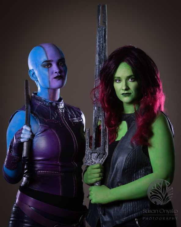 nebula cosplay - photo #20