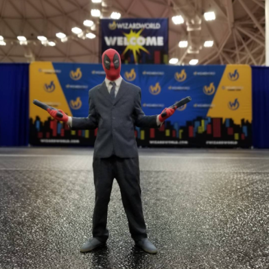 Wizard World Minneapolis 2017 - Deadpool