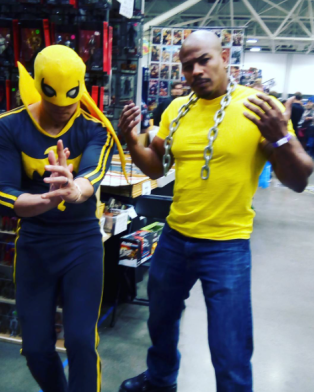 Wizard World Minneapolis 2017 - Iron Fist | Luke Cage