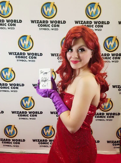 Wizard World Minneapolis 2017 - Jessica Rabbit