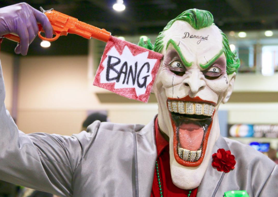 Wizard World Minneapolis 2017 - Joker 2