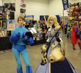 Wizard World Minneapolis 2017 - Phoebe | Megaman