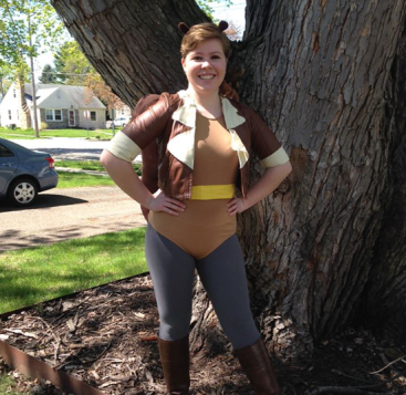 Wizard World Minneapolis 2017 - Squirrel Girl