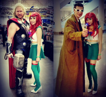 Wizard World Minneapolis 2017 - Thor | Sailor Jupiter