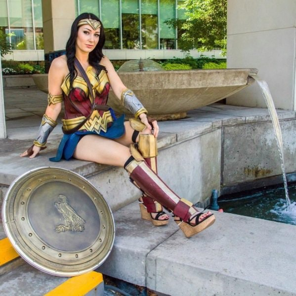 Wonder Woman by MelissaPearceCosplay